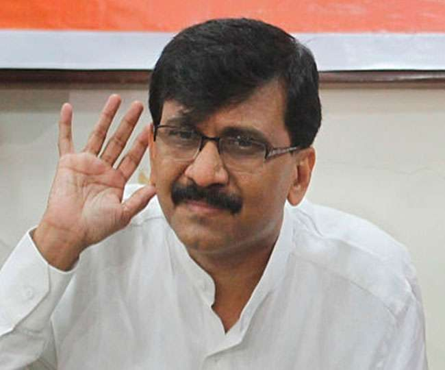 'EC branch of BJP, can't expect anything else': Sanjay Raut on poll body's clean chit to BJP over free vaccine
