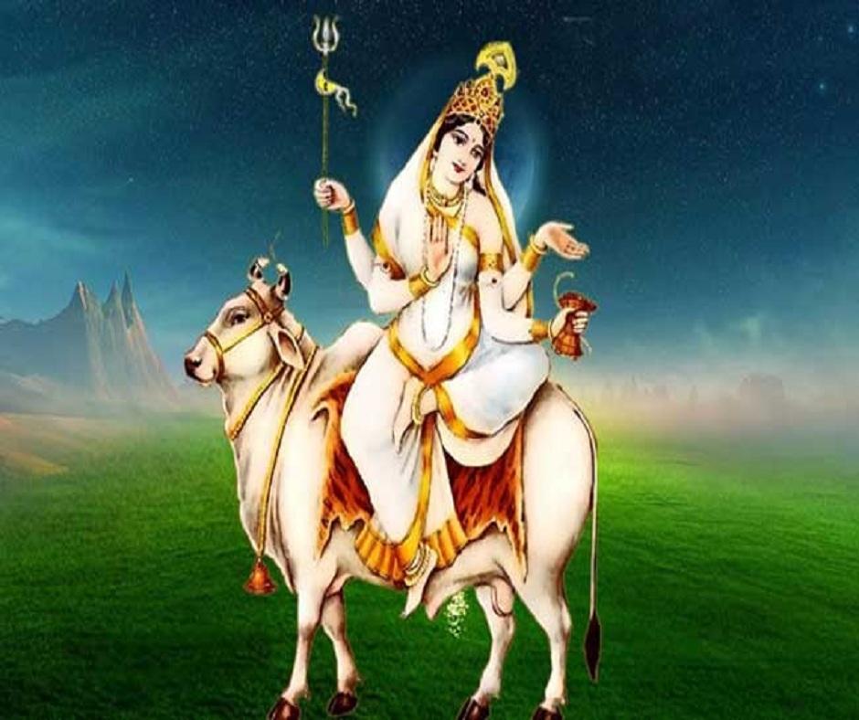 Sharad Navratri 2020 Day 1 Maa Shailaputri Live Aarti: Puja vidhi, shubh muhurat, tithi and how to worship Goddess Shailputri