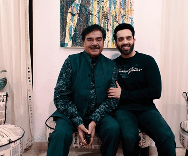 Bihar Assembly Elections 2020: Shatrughan Sinha's son, actor Luv Sinha in poll fray on Congress ticket
