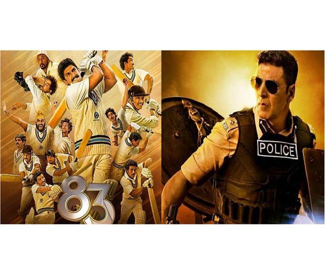 Akshay Kumar's Sooryavanshi postponed to 2021, Ranveer Singh's 83 to hit the screens on Christmas