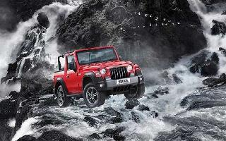Thar 2020, Mahindra's cult SUV, launched in India in an all-new hulking..