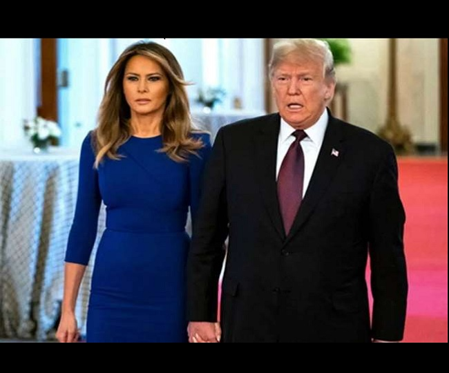 Donald Trump, first lady Melania test COVID-19 positive month before US Presidential elections, quarantined
