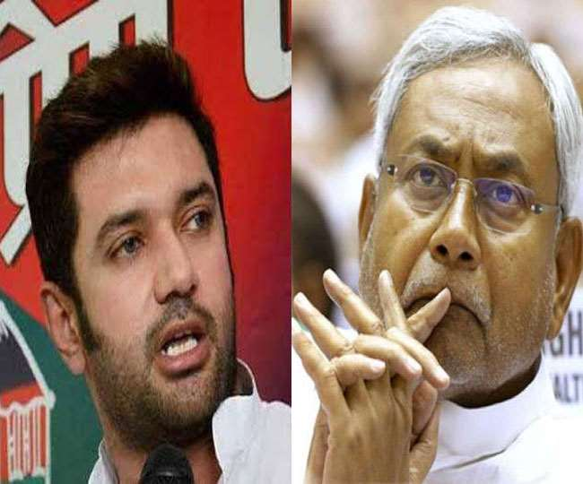 Bihar Assembly Election 2020 | 'Will contest on all 243 seats along with BJP': JD(U) issues warning to Chirag Paswan
