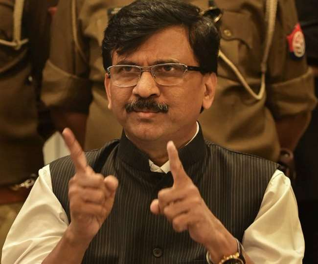 Did people recover by eating 'Bhabhiji Ke Papad'?: Sanjay Raut's subtle dig at Centre over coronavirus crisis