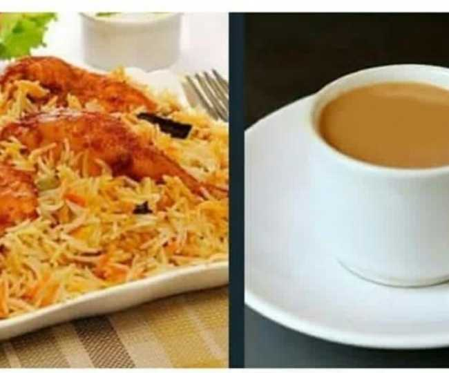 Chai or Biryani? Tweeple aren't too happy after watching this Chai Latte' recipe| WATCH