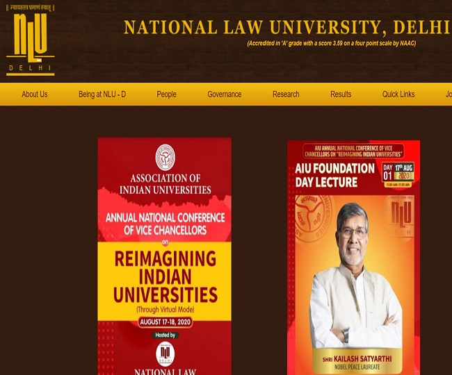 AILET 2020 Answer Key: National Law University released answer key for All India Law Entrance Test at nludelhi.ac.in; check