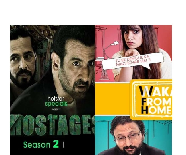 Bored of lockdown routine? These 5 Indian web series are worth binge-watching