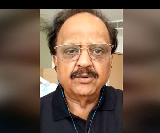 SP Balasubrahmanyam's health condition deteriorates ...