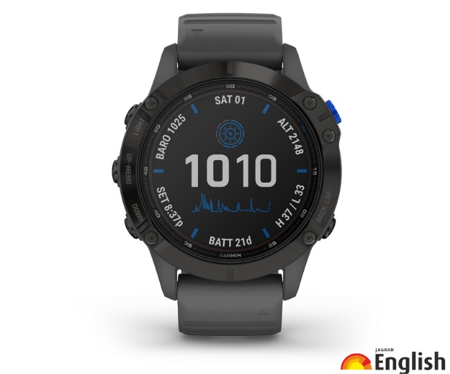 Garmin launches all new Solar-Powered smartwatches in India