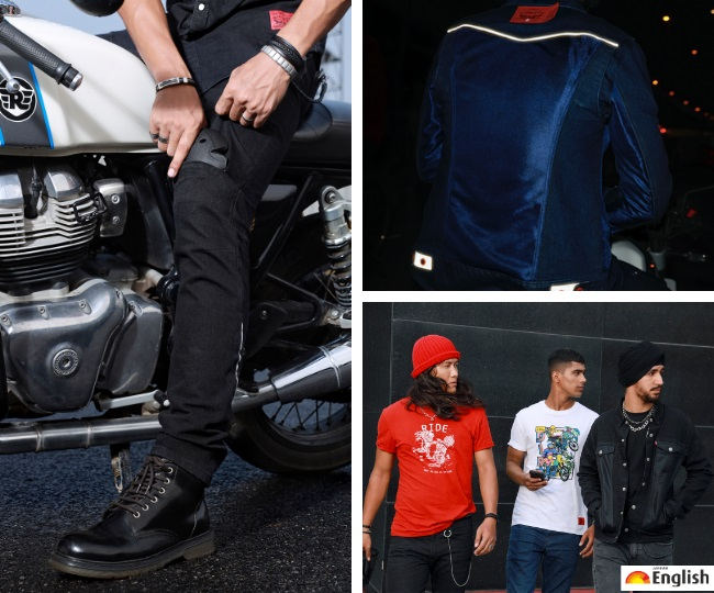 Levi's, Royal Enfield join hands to launch new apparel collection
