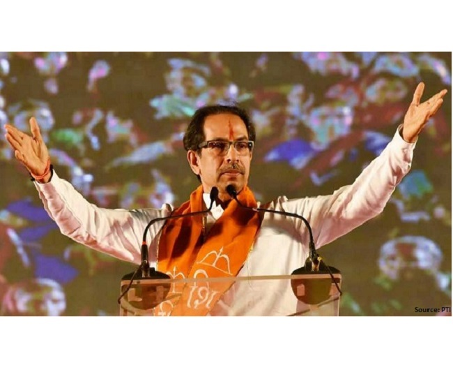 Will face all political storms: Uddhav Thackeray amid political slugfest over Kangana episode