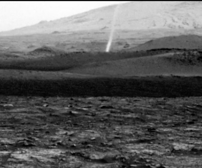 Mark Turners Mysterious World: Mars Curiosity Rover