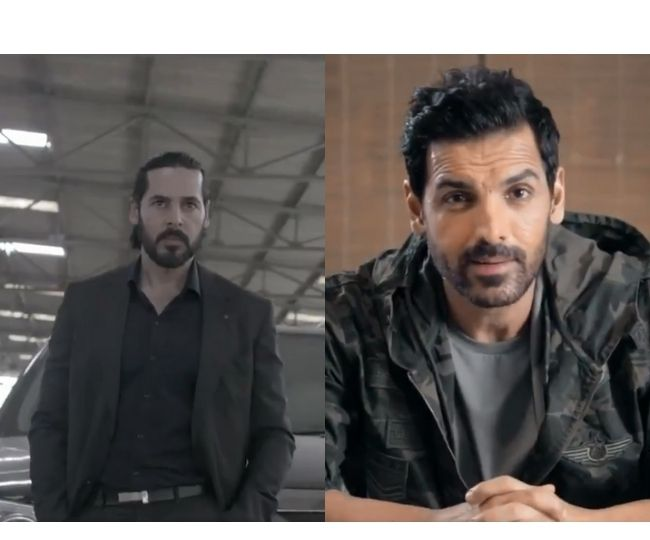 Here's what John Abraham has to say about Dino Morea's bad boy avatar in Hostages 2