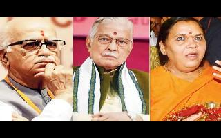 Babri Masjid Demolition Case: All 32 accused including Advani, Joshi acquitted; CBI court says demolition not 'pre-planned'