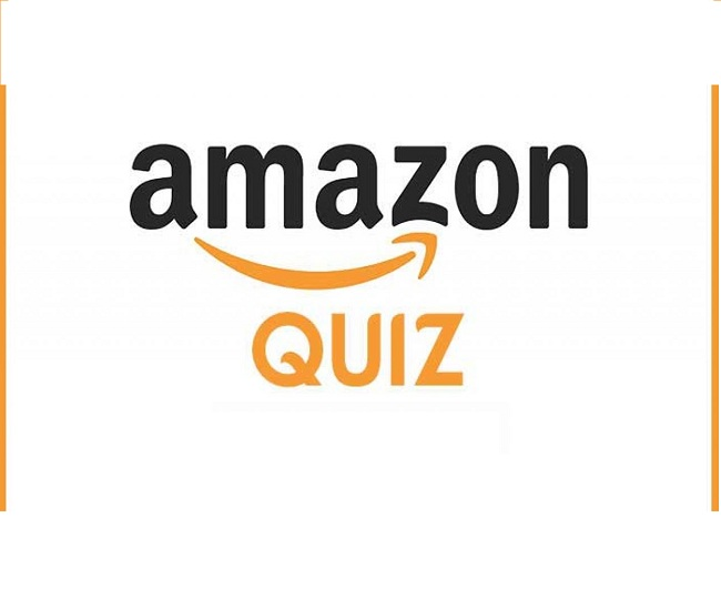 Amazon Quiz Answers September 14, 2020: Answer these easy questions and get a chance to win Rs 50,000