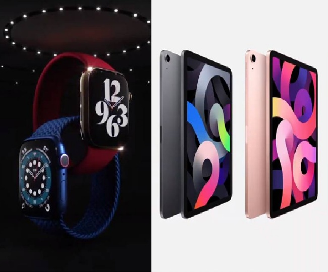 Apple 'Time Flies' Event: Watch SE, Watch Series 6, iPad 8th Gen, iPad Air launched; check features and India prices