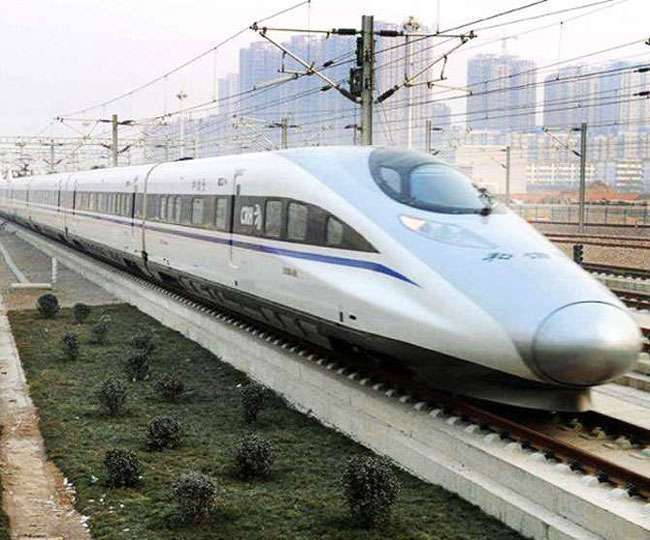 Despite delay, India's first bullet train could hit the track before 2024