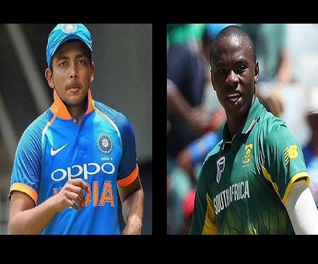 IPL 2020, DC vs CSK: Shaw's brilliant 64, Rabada's handy bowling help Delhi beat Chennai by 44 runs