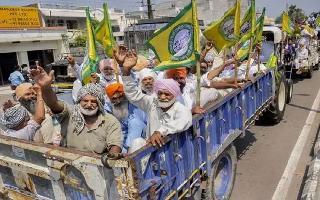 Farmers Protest LIVE   Punjab, Kerala to move SC against farm acts; Karnataka CM says 'APMC mandis won't be closed'
