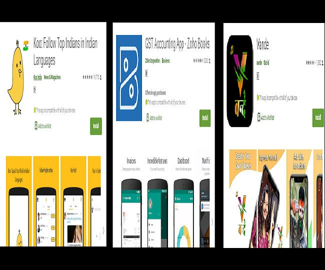 A look at 5 Made in India apps that can help India become Atma Nirbhar in technology sector