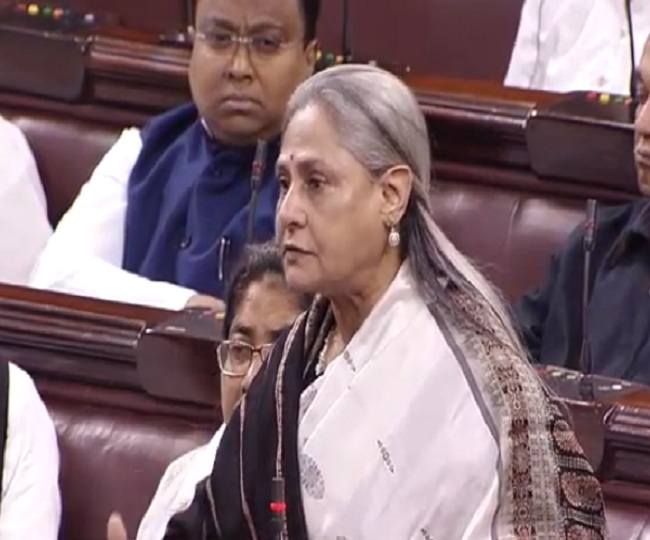 Security beefed up outside Bachchan's residence after Jaya Bachchan's parliament speech