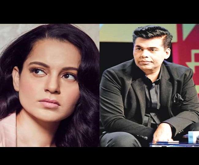 'Karan Johar main culprit of Bollywood mafia', says Kangana Ranaut; alleges he ruined many careers and lives