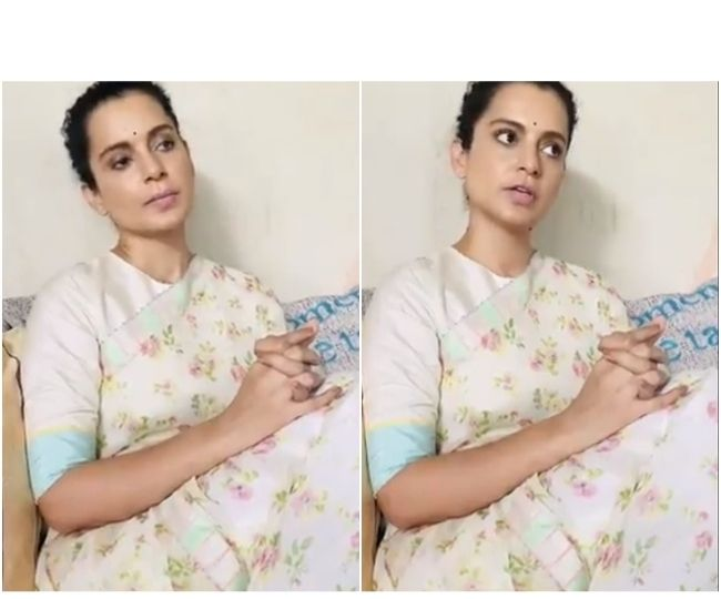 'Aaj Mera ghar tuta hai kal tera ghamand tutega': Kangana Ranaut's outburst against Uddhav Thackeray | Watch
