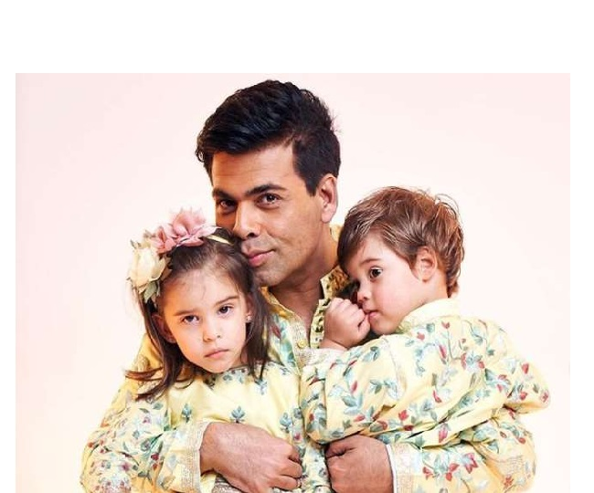 As Karan Johar announces book inspired by his twins, netizens slam him for 'trying to gain sympathy'