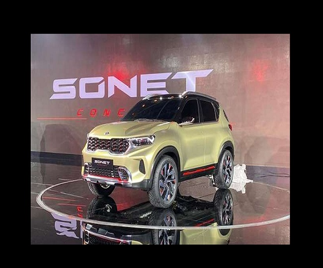 Kia's latest compact SUV 'Sonet' launched in India; check features, specifications and price list here