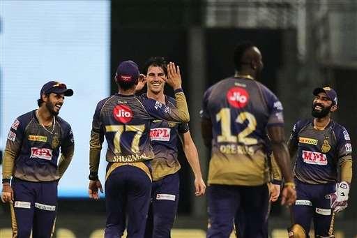 IPL 2020 Points Table: Kolkata Knight Riders gain second spot after beating Rajasthan Royals by 37 runs