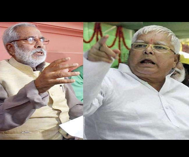 Bihar Elections 2020 | 'You are not going anywhere': Lalu Yadav on Raghuvansh Prasad's resignation from RJD