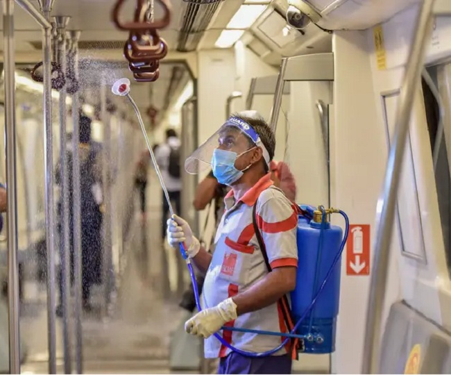 Namma Metro resume services with strict COVID-19 safety measures