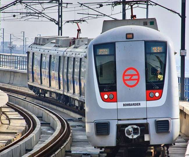 Over 33K people travelled on Delhi Metro during morning hours on Wednesday