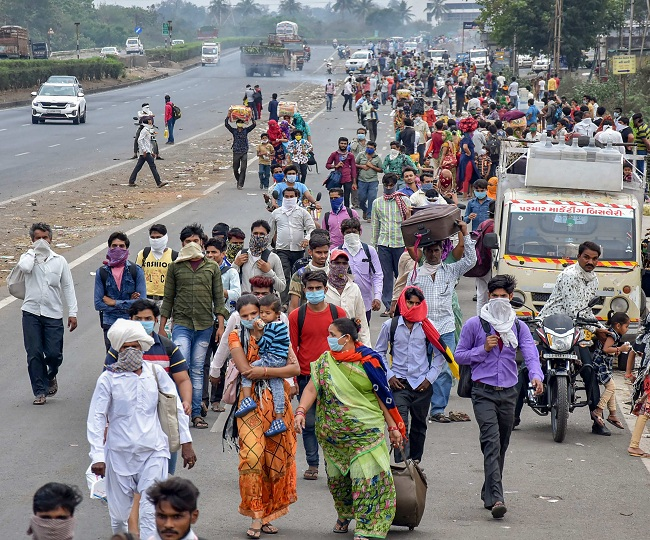 More than 10 million migrants returned home, 45 per cent belong to UP and Bihar