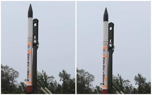 India test-fires hypersonic missile carrier, 4th nation to achieve the feat