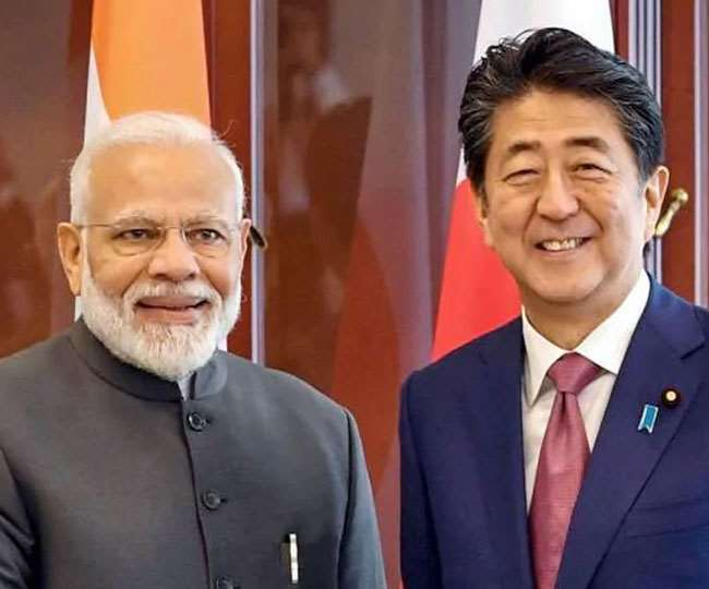 India signs key military pact with Japan in last Modi-Abe Summit