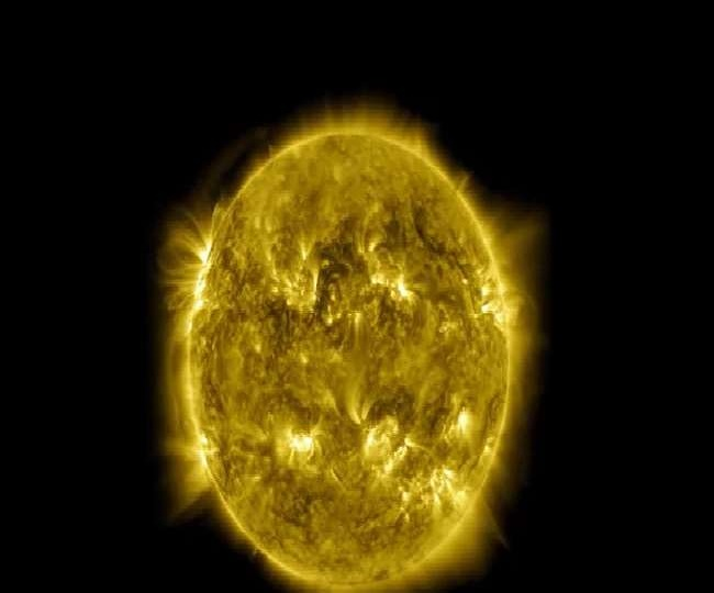 A new solar weather cycle promises relatively calm space weather, predicts NASA