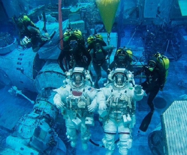 Special suits, underwater training for astronauts: NASA gears up for next Moon mission