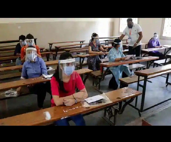 NEET UG 2020: From masks to slippers to hand sanitisers; complete list of things that candidates should carry during NEET exams