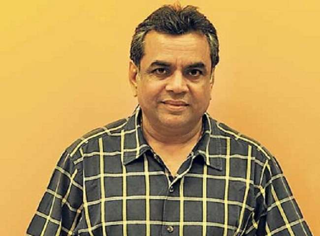 Veteran actor Paresh Rawal appointed as chief of National School of Drama