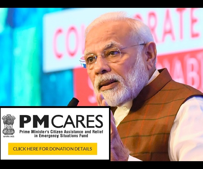 PM-CARES Fund got Rs 3,076 crore donations in five days, Congress asks names of donors