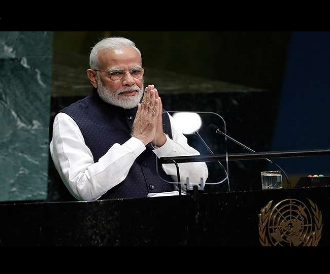 PM Modi to virtually address 75th UNGA session today; here's what he may speak on
