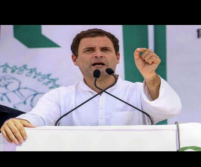 'Modi-made disasters': Rahul Gandhi's Twitter attack on PM over rise in COVID cases, record GDP slump