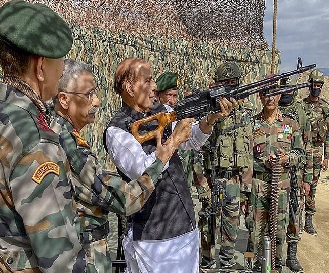 Ladakh Standoff | Rajnath Singh to meet his Chinese counterpart today to resolve border issues: Reports