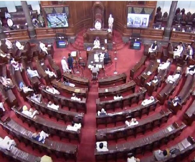 Parliament Monsoon Session: Harivansh Narayan Singh elected as deputy chairman of Rajya Sabha | Highlights