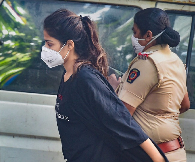 Sushant Singh Rajput Death Case: Rhea Chakraborty to remain in Mumbai jail as court rejects bail plea in drugs case
