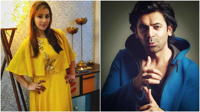 Sunil Grover is complex and insecure: Shilpa Shinde opens up about Gangs of Filmistan co-star