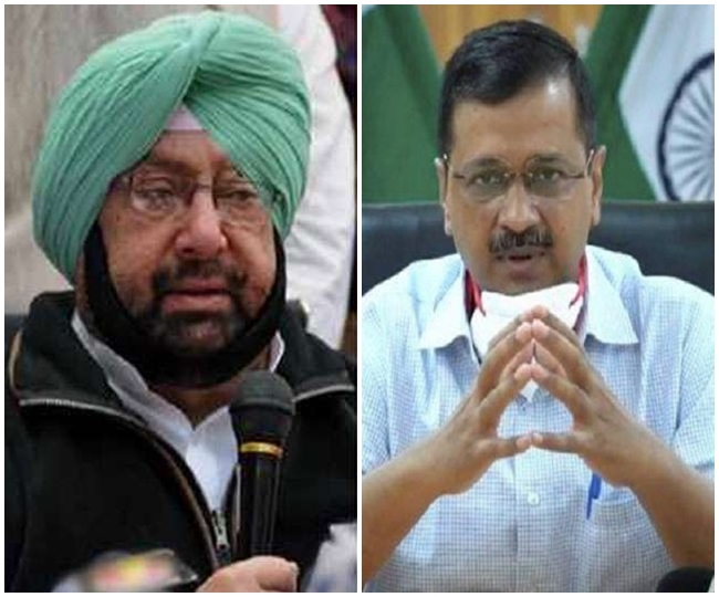 'Stay Out of Punjab': Capt Amarinder Singh warns Arvind Kejriwal over Oximeter campaign