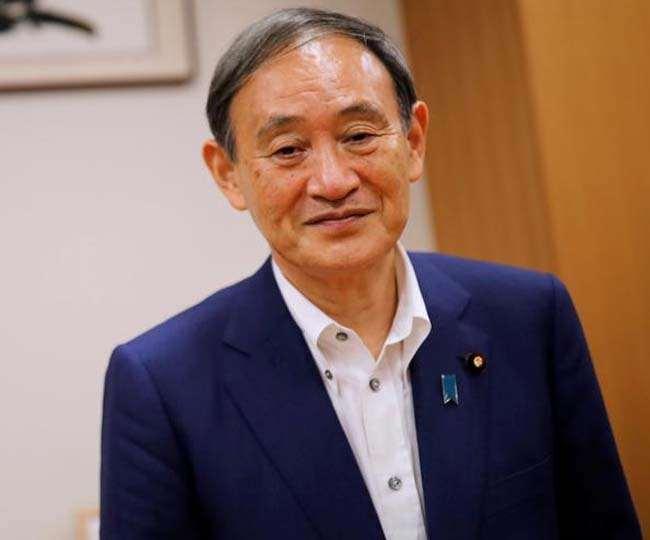 Yoshihide Suga succeeds Shinzo Abe as Japan's new prime minister