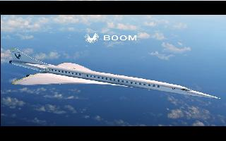 Boom Overture Supersonic Transport Airliner to cut flight times by half,..